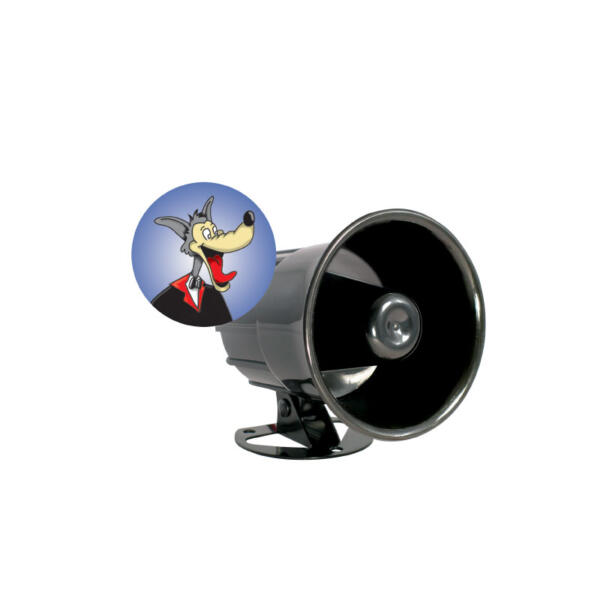 Wolf Whistle 12v Electronic Car Horn Australian Auto Accessories